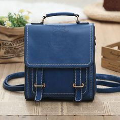 Finally! I found the Fashion Soild Retro Original College Backpacks from ByGoods.com. I like it so so much!