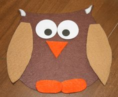 cute preschool bird crafts