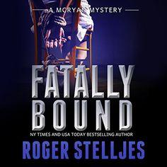 Fatally Bound: McRyan Mystery Series, Book 5
