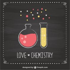 Desenho livre química negro