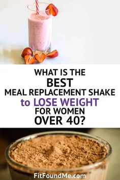 shake to lose weight meal replacements best meal replacement shake for weight loss - strawberry protein shake with strawberries beside glass and powder on top of meal replacement shake that helps women lose weight Weight Loss Smoothie Recipes, Weight Loss Shakes, Weight Loss Meal Plan, Weight Loss Drinks, Diet Plans To Lose Weight, Easy Weight Loss, Strawberry Protein Shakes, Strawberry Banana, Best Meal Replacement Shakes