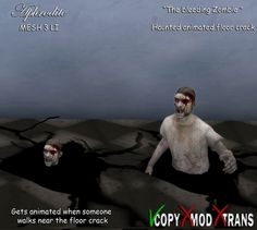 Halloween deco- The bleeding zombie | Flickr - Photo Sharing!
