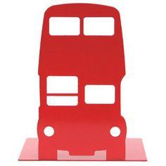 Susan Bradley London Routemaster Bus Bookend