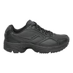 58eeb3b509ef21 Saucony Womens Grid Omni Walker Walking ShoeBlack10 M    Learn more by  visiting the image