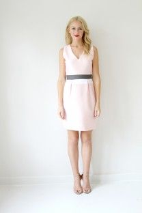 The Camilyn Beth 'Marianne' Dress in Peony Pink.