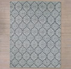 DALIA RUG - LIGHT BLUE/GREY 8' x 10' $3995