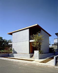 House in Tsukuba|つくばの家 堀部安嗣