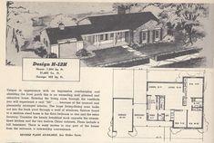 Original house plan - HomOGraf H-12