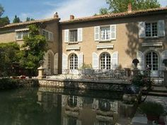 french home, cottage, chateau