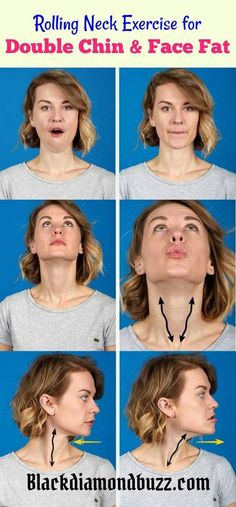 Get rid of that double chin and chubby cheeks? Learn now, exercises and home remedies on how to get rid of double chin and face fat fast and easy in a Week burn belly fat fast how to get rid