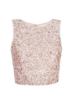 **Picasso Top by Lace & Beads Pink Lace Tops, Lace Crop Tops, Lacy Tops, Beaded Top, Beaded Lace, Sequin Crop Top, Sequin Shirt, Crop Shirt, Embellished Dress