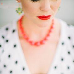 Red and Retro | Jasmine Fitzwilliam