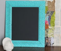 on the look out for some antique frames so that I can do this myself...
