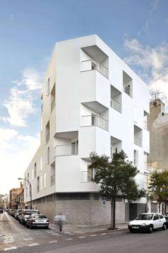 8 Stunning Designs Driving Spain's Social Housing Revolution - Architizer