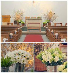 Matrimonio campestre Iglesia Parque San Rafael, Batuco.