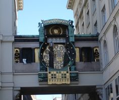 This photo shows an Anker Clock. it was made by Franz Von Marsh in 1911.