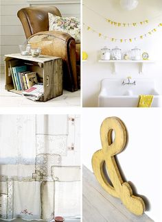 """Master Bedroom  Yellow """"&"""" sign"""