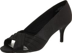 Annie Shoes Women's Elisha Open-Toe Pump $49.95
