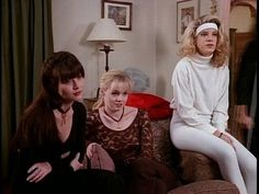 Brenda, Kelly, and Donna #BH90210