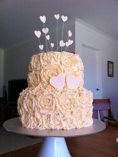 Engagement cake...