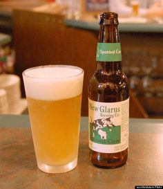wisconsin beer - specifically Spotted Cow