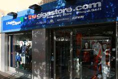 L'Angolo dello Sport ti attende anche in Via Gerolamo Cardano 74 a Roma, con il Gigastore #Kappa #Superga #Kway www.angolodellosport.com