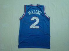 c0c7738b290 Philadelphia 76ers #2 Moses Malone Throwback Blue Jersey