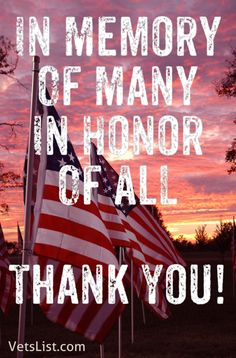 Thank you all for your service n sacrifices.
