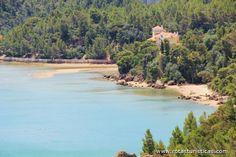 Praias e parque nacional da Arrábida, Setúbal, Setúbal Portugal - Fotos Rotas Turísticas