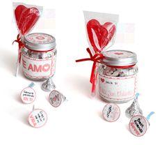 Como decorar frascos para regalarle a tu pareja