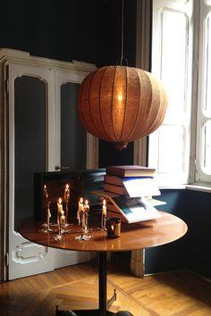 Dimore studio, Via Solferino, Milano  #interiors #decorations #bougie #books