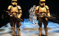 Shore Troopers from Star Wars Rogue One