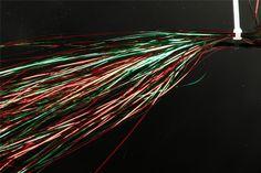 Maximumcatch Crystal Flash Fly Tying Material Fly Tying Fly Fishing Swivel Material