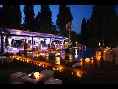 Villa Appia Antica Party by Le Bonheur