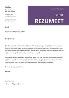 Orienta  Free Professional Cover Letter Template  Gray  Classic