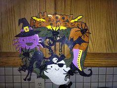 My Cricut Craft Room: Halloween Home Decor Blog Hop- Recap!