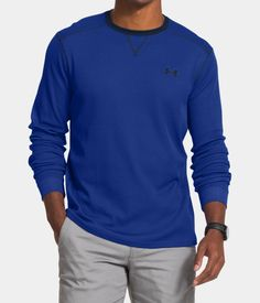 Men's UA Amplify Thermal Crew | Under Armour US