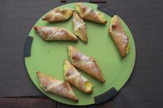 Schnelle Blätterteig - Vanillepuddingteilchen 14