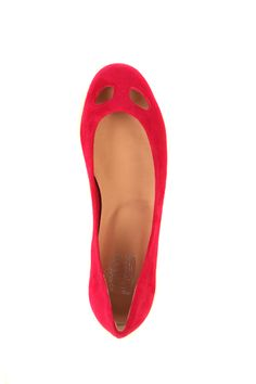 #durval #shoes #ballerine #ballerinas #flat #youmusthaveit #madeinitaly #florence #firenze #iloveshoes #iloveshoppig #leather #fashion #moda #fashionblogger #suede #cute #feet #crown #colours #red