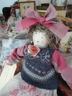 Verity Medium Sized Rag Doll Collectable