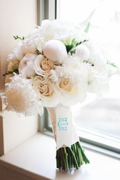CHARLESTON WEDDINGS Dunes West Golf Club wedding with turquoise and white color palette by Judy Nunez Photography #lowcountry #charleston