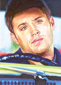 DeviantArt: More Collections Like Supernatural : Dean by mewulu