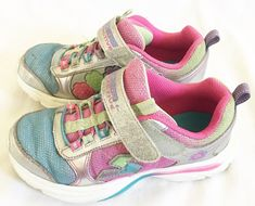 Skechers Kids Girl size 13 interactive 10900L Game Kicks Light Up Sneaker Shoes #Skechers #SN10900L #girlsneakers #fashion #style #3ds #vintage #shopping #clothing #ebayseller #abestbra #instagood #fashionista #paypal #toys #ebaystore #vinyl #holidaygifts #collectibles #vinyligclub #dress #accessories #pokemon #art #ootd #mens #shoes #instadaily #shop #selling