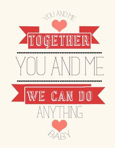 Valentine's day printable #valentines #love #printable #quote