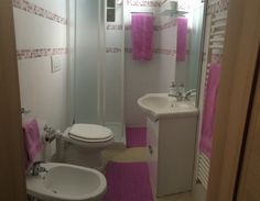 "Bagno ""ORTENSIA"" bathroom"
