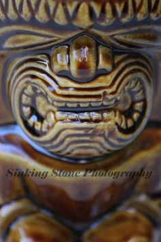 Color Tiki Man Photography  Hawaiian Tropical Tiki by sinkingstone, $15.00