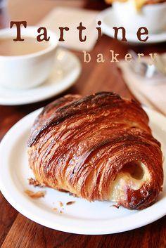 Tartine Bakery & Cafe croissant, San Francisco