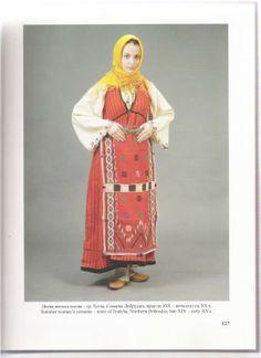 Popular Folk Embroidery Summer dress from Tulcha. Album by Anita Komitska Folk Embroidery, Learn Embroidery, Folk Costume, Historical Costume, Traditional Outfits, Folk Art, Popular, Summer Dresses, Romania