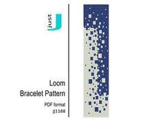 Loom patterns, peyote patterns, beading tutorials by JustJBoutique Loom Bracelet Patterns, Bead Loom Patterns, Peyote Patterns, Jewelry Patterns, Beading Patterns, Seed Bead Bracelets Diy, Beaded Bracelets, Ankle Bracelets, Beading Tutorials