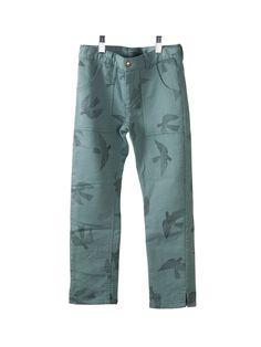 Bobo Choses Jogging Trousers Birds   www.littlesahou.com
